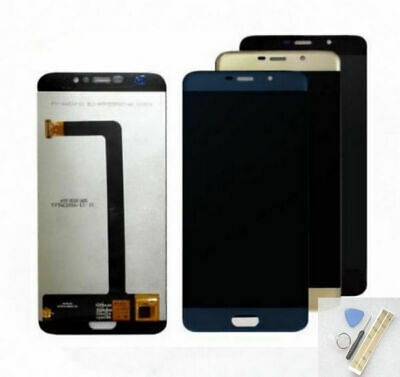 LCD Display + Touch Screen Assembly Screen Digitizer Replacement For Elephone S7