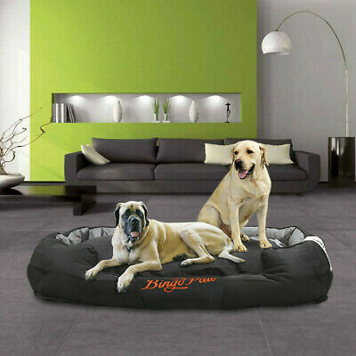 Big Thick Extra Large Soft Foam Dog Pet Bed Pillow Orthopedic Beds Waterproof AU