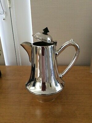 Gorgeous Antique, Vintage Silver Water Jug - Crusader Plate  Epns A1 -In Good Co