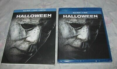 New sealed Bluray 2019 Halloween Jamie Lee Curtis