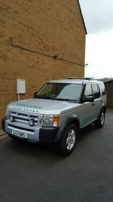 Landrover discovery 3 ambulance