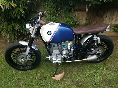 BMW R1OORS, 1981, Just completed ScramblerCafe-Racer
