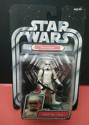 Star Wars Stormtrooper - The Original Trilogy - Death - Annee 2004 - R 5153