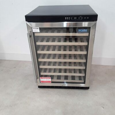 Commercial Wine Fridge Chiller Polar CM359