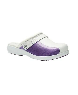 Toffeln Workwear PPE Nurse Carer NHS Safety Croc UltraLite Clogs - FW537