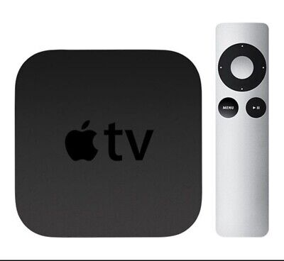 Apple TV 3rd Generation Wireless Streaming FHD 1080p HDMI AirPlay A1469