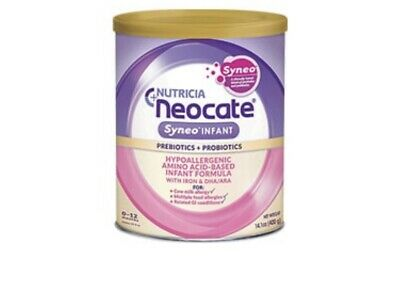 NUTRICIA 1 EA Neocate Syneo Infant Powder 14.1 oz. 111436 CHOP