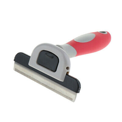 Professional Dog Hair Animal Cat Trimmer Grooming Clipper Shaver Kit Gray L