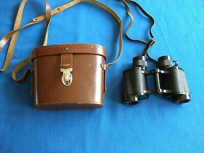 Vintage Carl Zeiss Jena Binoculars Very Good Condition