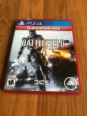 Battlefield 4 (Sony PlayStation 4, 2013) Complete!