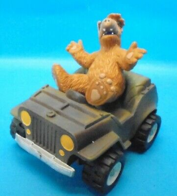 ALF im dunklen Jeep BULLY 1989