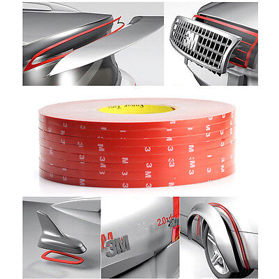 3M VHB #5952 Double-sided Acrylic Foam Adhesive Tape Automotive 3 Meters
