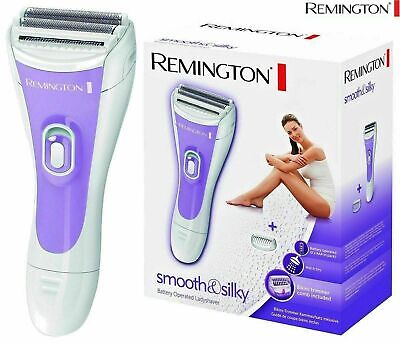 Remington WDF4815C Shave & Go Lady Shaver Wet & Dry Battery Operated / Brand New
