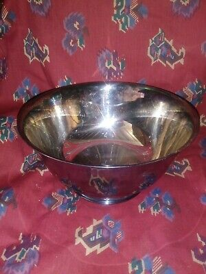 """Sons of Liberty Bowl"" by Paul Revere (Patriot*Silversmith) reproductiin by ONEI"