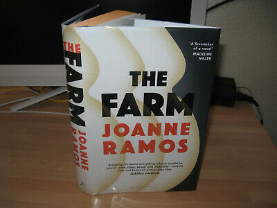 Joanne Ramos - The Farm Signed low Numbered 1st HB debut sprayed edges dystopian