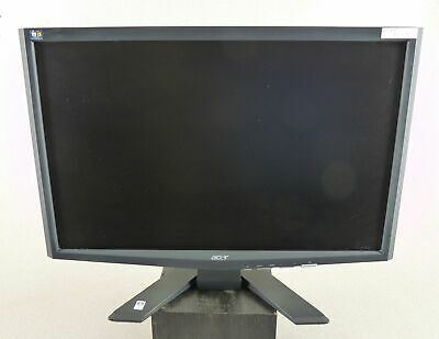 "Acer X223W 22"" Widescreen LED LCD Computer Monitor VGA-DVI Free Ship"