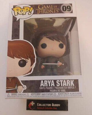 Funko Pop! Game of Thrones 09 Arya Stark Pop Vinyl Action Figure FU3089
