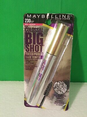 b8b095bcd8e MAYBELLINE THE COLOSSAL Big Shot Tinted Primer, 230 Black Lot of 2 ...