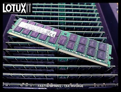 Hynix 16GB 2Rx4 PC4-2133P RDIMM ECC Registered HMA42GR7MFR4N-TF R730 R630 M630
