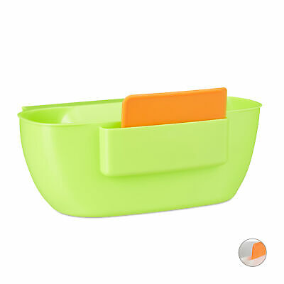 Hanging Container Collecting Tray, Kitchen Waste w/ Spatula, Compost Storage, 2L