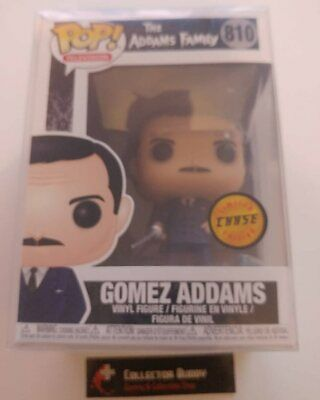 Limited Chase Funko Pop! Television 810 The Addams Family Gomez Addams Pop Adams