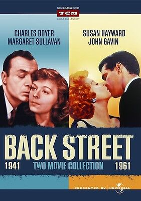 Back Street Two Movie Collection 1941/1961 (DVD) Charles Boyer/Susan Hayward New