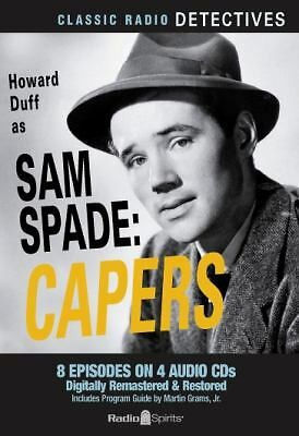Various Artists : Sam Spade: Capers (Old Time Radio) CD