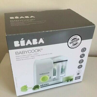 Beaba Babycook Solo 4 in 1 Food Maker - Neon. 'Baby food maker / steam cooker &