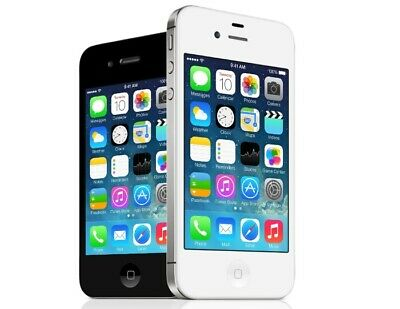 Apple iPhone 4S 16GB Smartphone Mobile EXCELLENT CONDITION