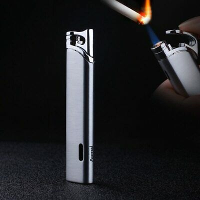 Top Quality Compact Turbo Lighter Gas Torch Lighter Strip Windproof All Metal