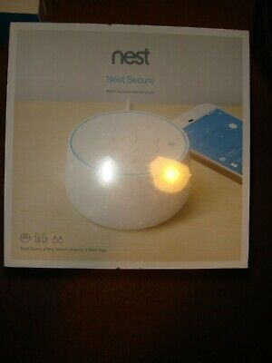 Nest Secure Alarm System Starter Pack (H1500ES)-Brand New in Box! FREE SHIPPING!