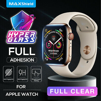 MaxShield Screen Protector for Apple Watch Series 1/2/3/4 38/42mm 40/44mm iWatch