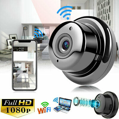 1080P Wireless Hidden Spy Camera HD Mini Micro DVR WIFI Security Cam Recording