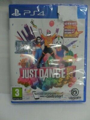 JUST DANCE 2019 playstation PS4 GIOCO IN FRANCESE