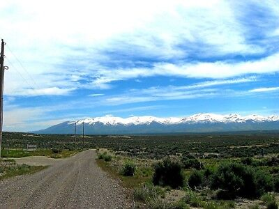 Rare! 1.05 Acre Elko Nevada Lot W Power & Ez Access~Surveyed!  Cash~No Reserve!
