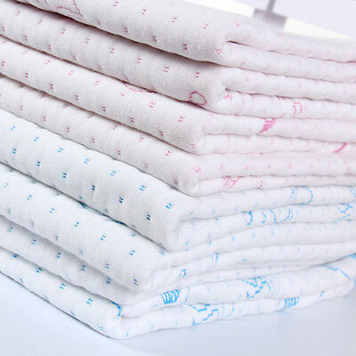 Baby Kids Waterproof Bedding Diapering Changing Mat Washable Breathable Cotton