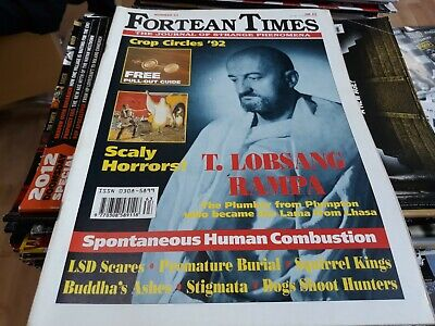 FORTEAN TIMES #63. 1992 - Good condition