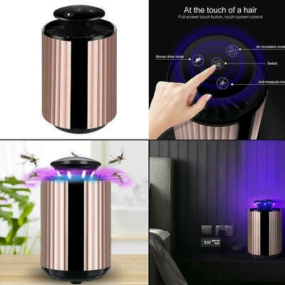 USB Ultrasonic Repeller Mosquito Killer Touch Photocatalytic Mosquito Trap 2019