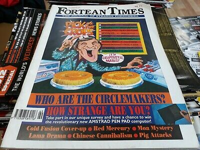 FORTEAN TIMES: 'The Journal of Strange Phenomena' #69. 1993