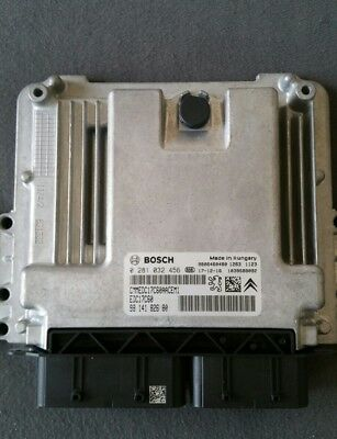 Calculateur Psa Bosch Edc17C60 0281032456 9814182680 0 281 032 456 98 141 826 80