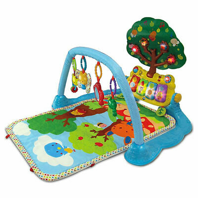 Vtec LF Glow & Giggle Playmat - Super Fun and Colourful!