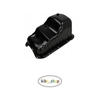 For Toyota Corolla 1.3 16V 1991- 1998 New Engine Oil Sump Pan Steel