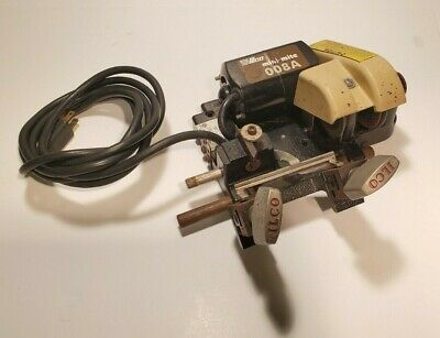 ILCO MINI-MITE 008A - KEY CUTTING MACHINE - Good condition