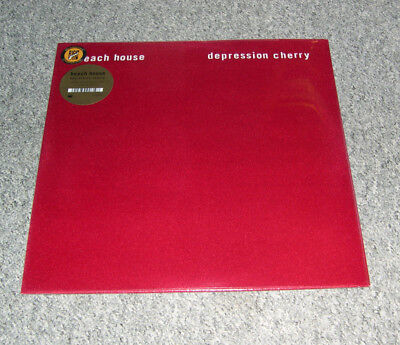 Beach House - Depression Cherry (Limited Edition White Vinyl, New & Sealed)