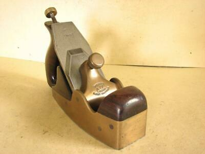 Top Of The Line, Norris London A17 Gunmetal Smoothing Plane -