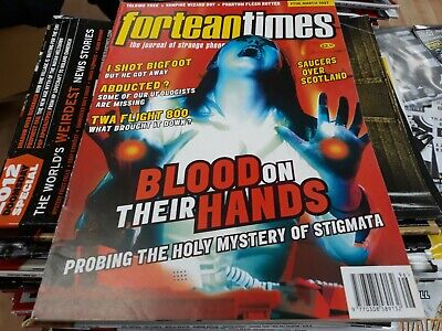 FORTEAN TIMES: 'The Journal of Strange Phenomena' #96. 1997