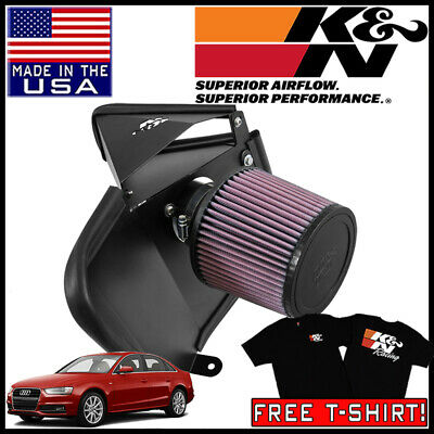 K/&N 69-4537TS Performance Air Intake System