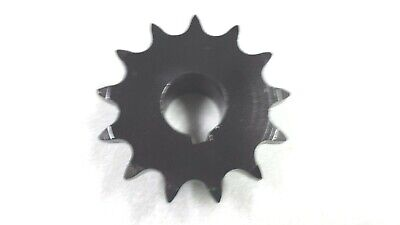 """50BS13 x 15/16"""" SPROCKET   #50 CHAIN 13 Teeth 15/16"""" Finished bore  New"""