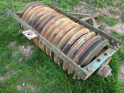 4 Foot cambridge roll ,paddock roller 4 by 4 rtv quad tractor