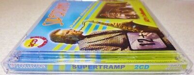 Supertramp - Collection - 2CD - Rare - 20 albums, 230 songs - Jewel case